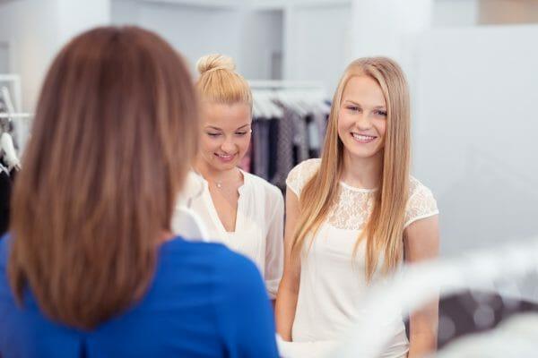 Musterbewerbung Einzelhandelskaufmann Für Die Ausbildung